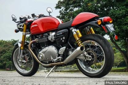 Triumph Thruxton R 49