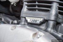 Triumph Thruxton R 7