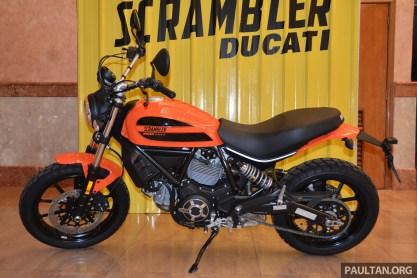 2016 Ducati SCrambler Sixty2 -13