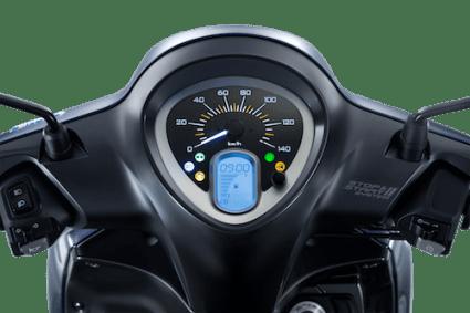 2016 Yamaha Janus Countermeter - BM