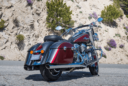 2017 Indian Motorcycles Springfield