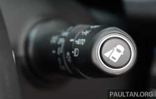 Honda CR-V Facelift Review 47