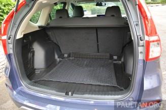 Honda CR-V Facelift Review 55