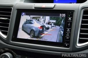 Honda CR-V Facelift Review 61