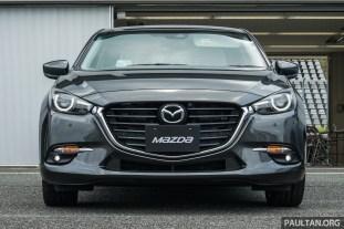 Mazda 3 Facelift 4