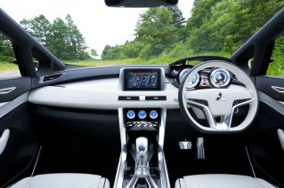 Mitsubishi XM Concept 18