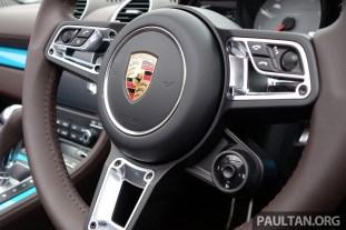 Porsche 718 Boxster S Sepang 11
