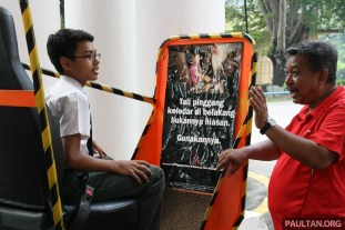 Shell Road Safety Movement 2016-8