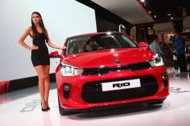 2017 Kia Rio Fourth Gen Hatch Spotted In Malaysia