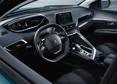 2017 Peugeot 5008-12