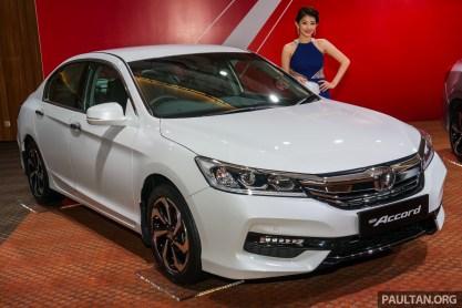 Honda Accord 2.0 VTi-L facelift 1