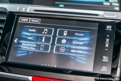 Honda Accord facelift 50