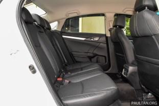 Honda Civic review-int 19