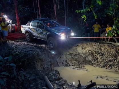 2016 Borneo Safari - Mitsubishi 42