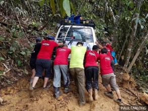 2016 Borneo Safari - Mitsubishi 61