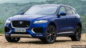 2016 Top Five Jaguar F-Pace 1