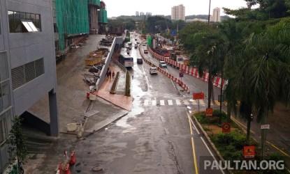 MRT Bandar Utama Station 2