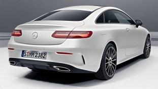Mercedes-Benz E-Class Coupe Edition 1 2