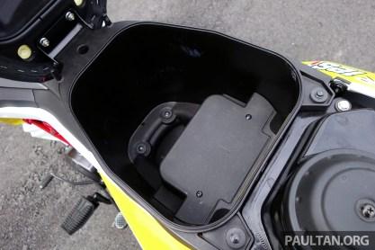 SYM Sport Rider 125i - 18