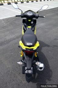 SYM Sport Rider 125i - 21