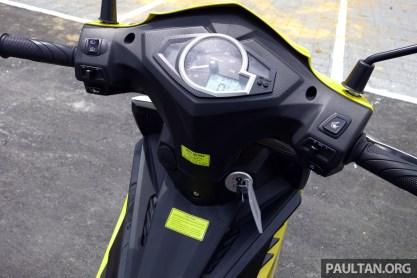 SYM Sport Rider 125i - 8