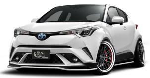 Toyota C-HR Kuhl Racing 1