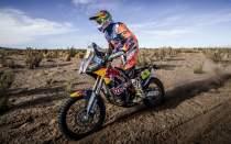 163511_Toby Price KTM 450 RALLY Dakar 2017