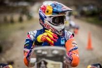 163693_Sam Sunderland KTM 450 RALLY Dakar 2017