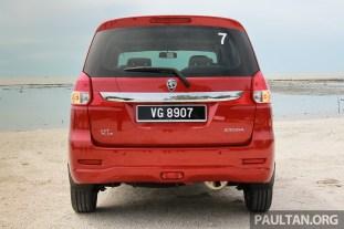 2016 Proton Ertiga drive 12