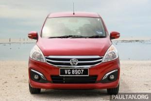 2016 Proton Ertiga drive 9