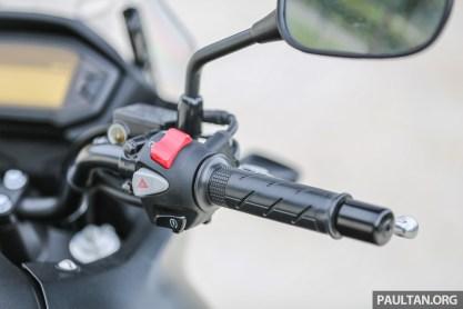 2017 Honda CB500X review - 28