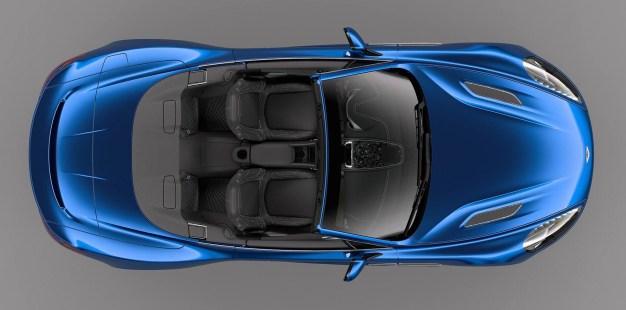 Aston Martin Vanquish S Volante 4