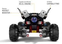 LEGO Batmobile Chevrolet 19