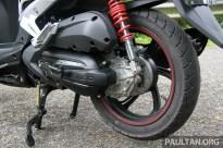 Modenas Karisma 125 BM-18
