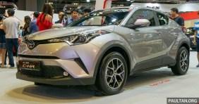 Toyota C-HR SG 1