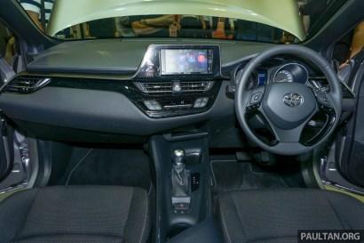 Toyota C-HR SG 15