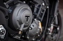 2017 Triumph Street Triple 765 RS media ride Detail - 12