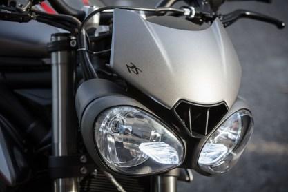 2017 Triumph Street Triple 765 RS media ride Detail - 45