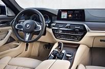 BMW G31 5 Series Touring interior-19