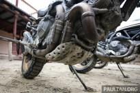 Ducati Scrambler Desert Sled on site BM-22