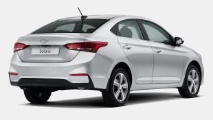 Hyundai Solaris 9