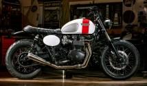 Macco Motors The Saint Triumph T100 Bonneville - 14