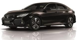 2017 Honda Civic Hatchback Thailand 1