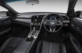 2017 Honda Civic Hatchback Thailand 7