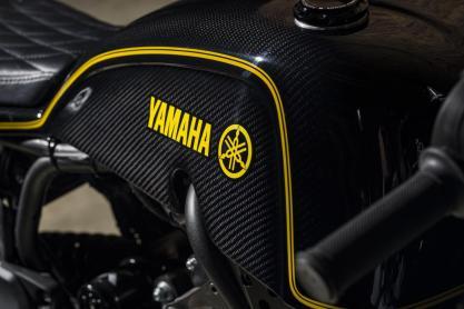2017 Rough Crafts Yamaha XSR700 custom - 16