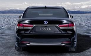 2018 Lexus LS 500h 4
