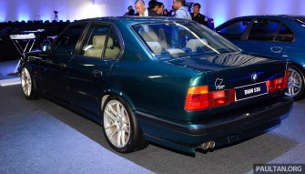 BMW 5 Series Heritage 10