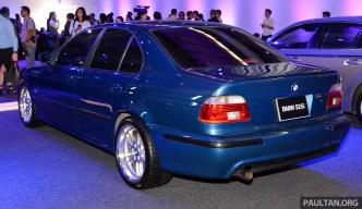BMW 5 Series Heritage 14