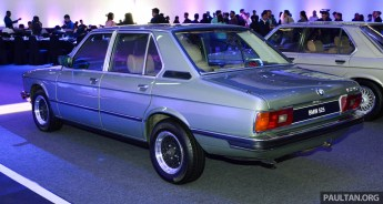 BMW 5 Series Heritage 2