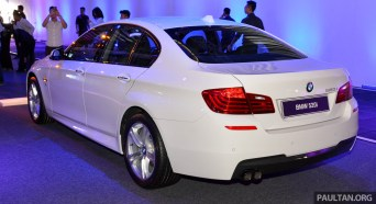 BMW 5 Series Heritage 22